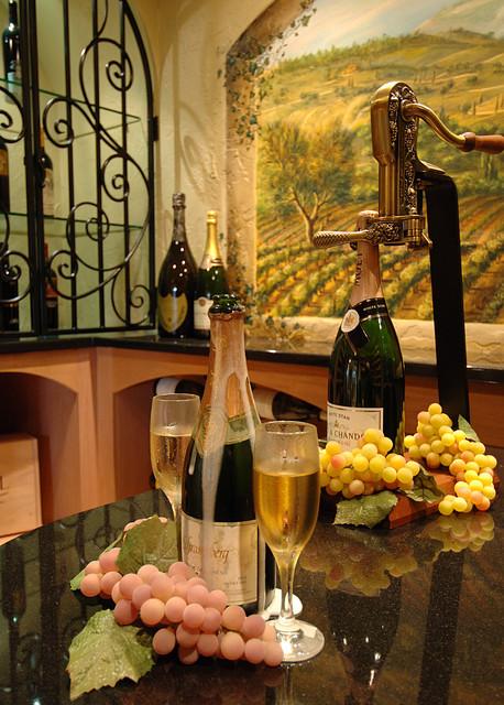 Bellamore eclectic-wine-cellar