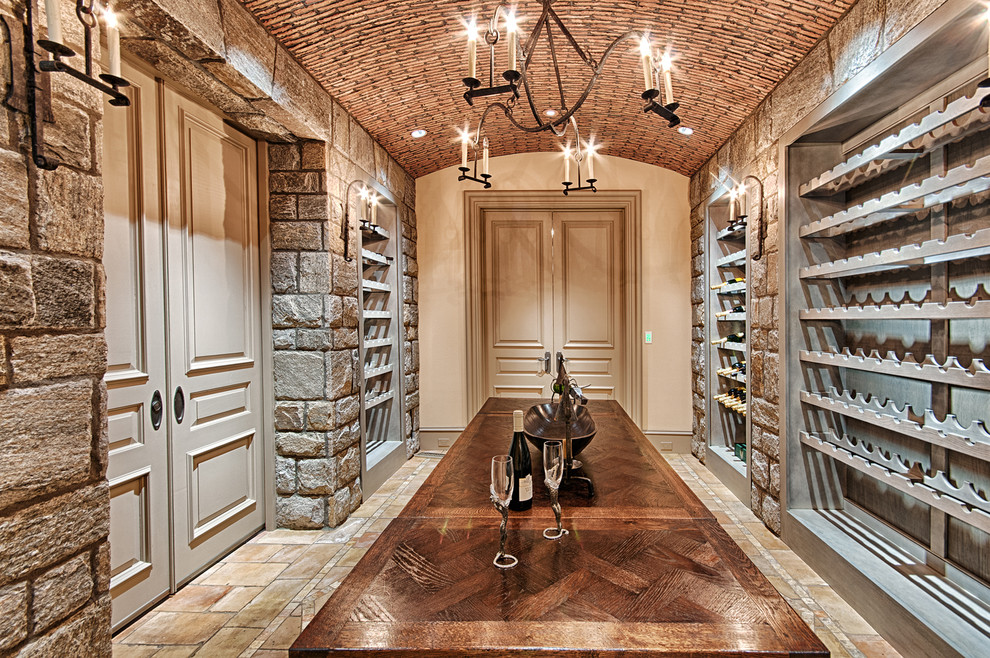 Inspiration for a wine cellar remodel in Other