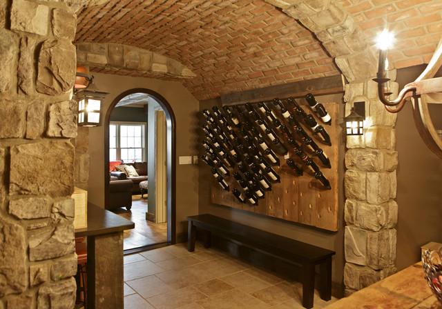 Old World Wine Cellar Mediterranean Wine Cellar Philadelphia By Jennifer Hendrickson