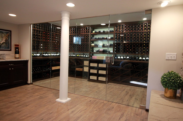 Blue Ash, OH - Traditional - Wine Cellar - Columbus - by ...