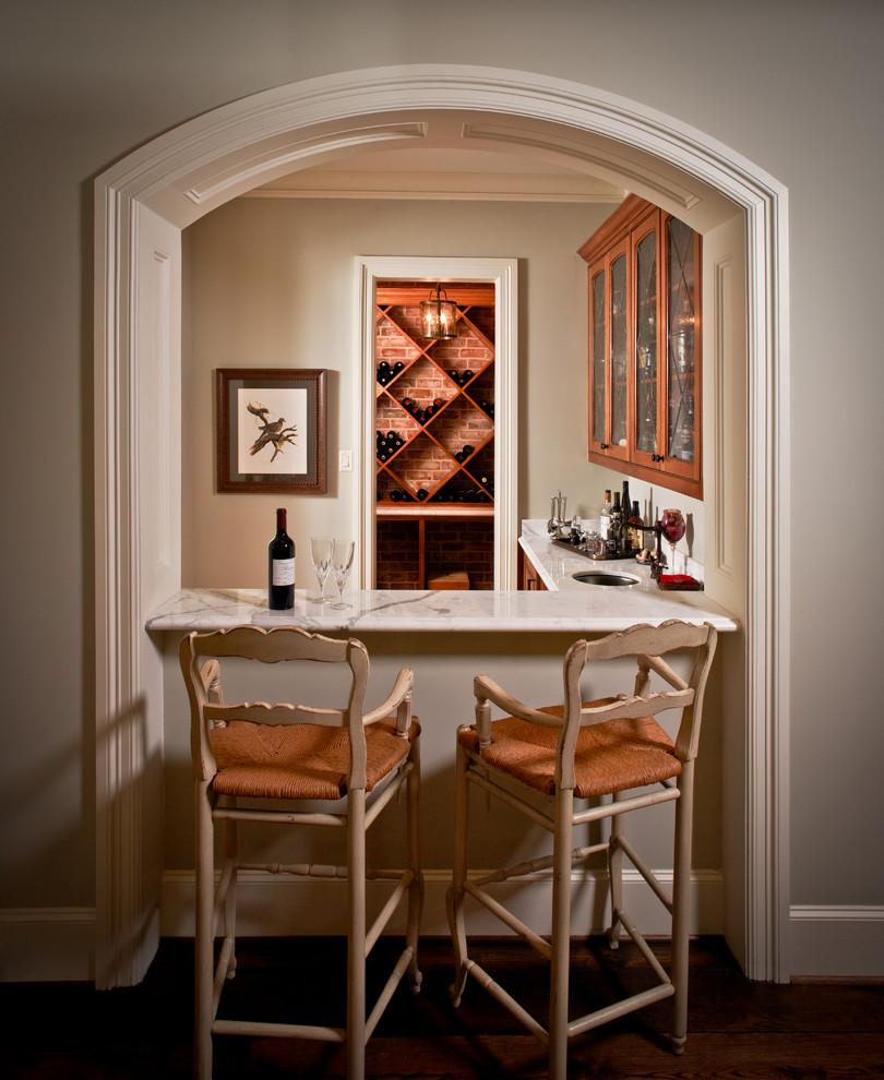 Wine Cellar - Mediterranean - Wine Cellar - Houston - by ... |Wine Cellar Houston