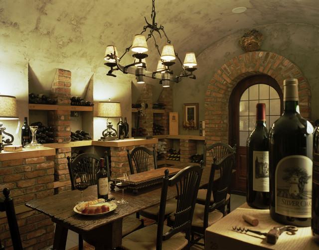 Brodbeck rustic-wine-cellar