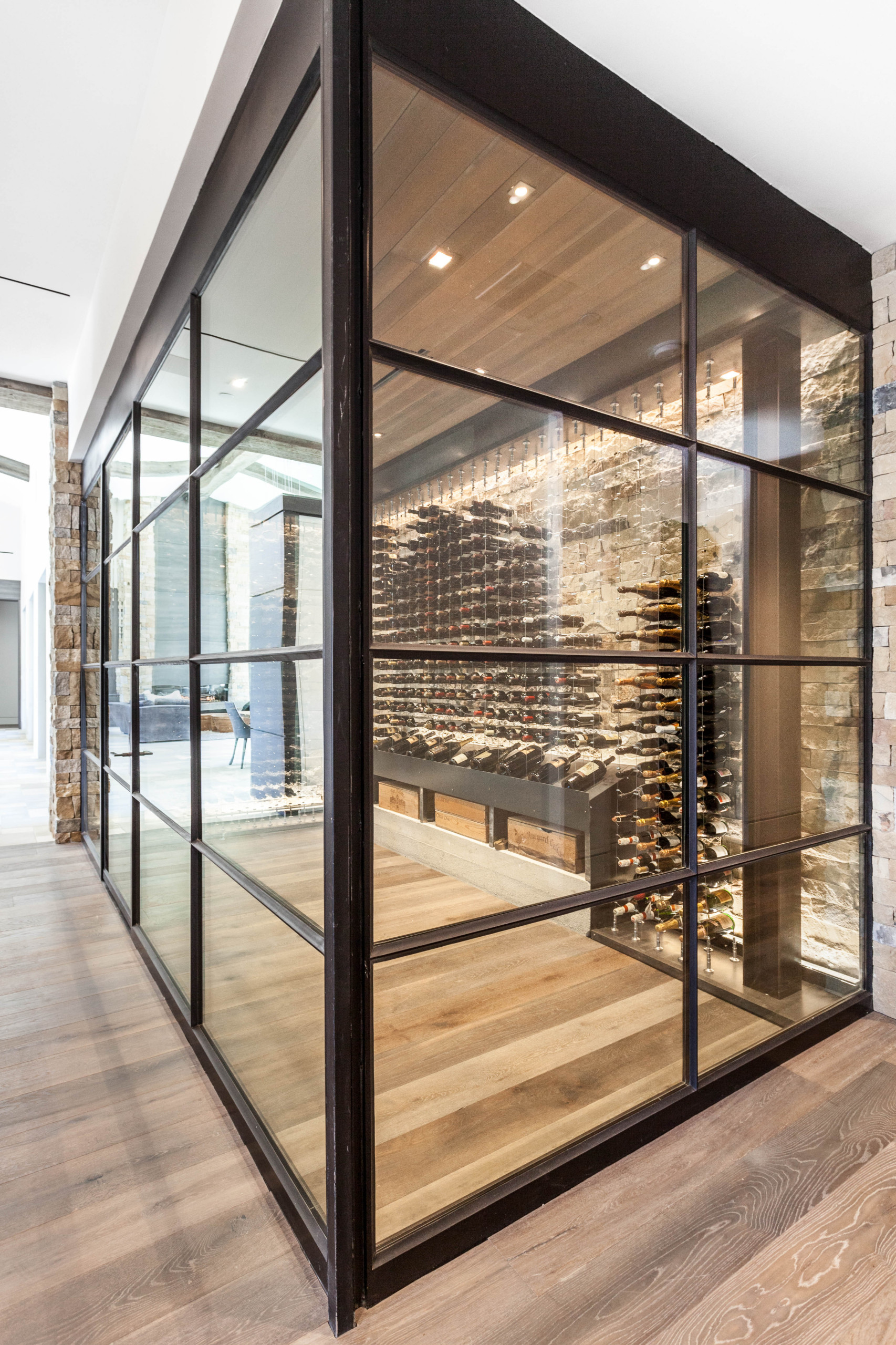 75 Beautiful Modern Wine Cellar Pictures Ideas January 2021 Houzz