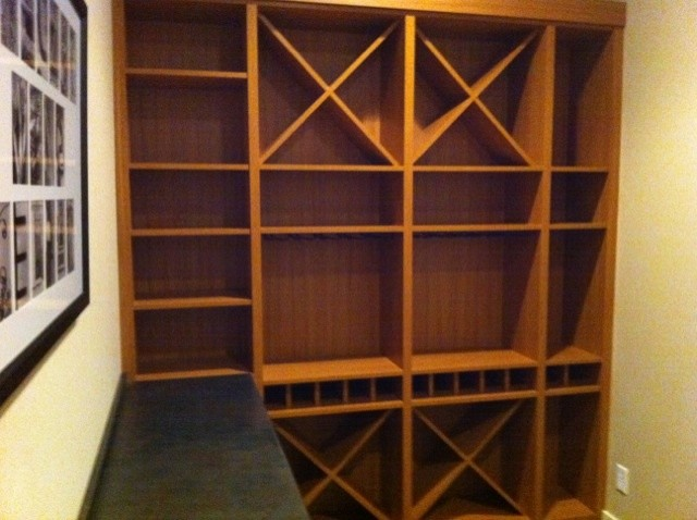 California Closets - DFW wine-cellar & California Closets - DFW - Wine Cellar - Dallas - by California Closets