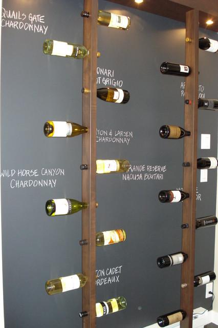 Chelsea contemporary-wine-cellar