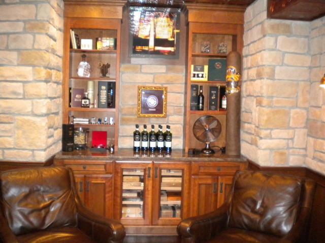 Cigar/Scotch Room