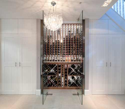 Organizing your small basement a personal organizer - Small wine cellar ideas ...