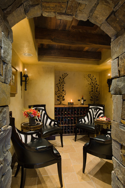 Contemporary Wine Cellar contemporary-wine-cellar