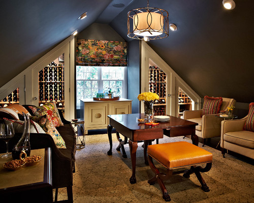 A Great Attic Bedroom Interested In Paint Color On Walls