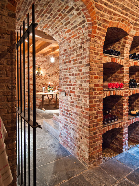 Country House Bruges Traditional Wine Cellar Other