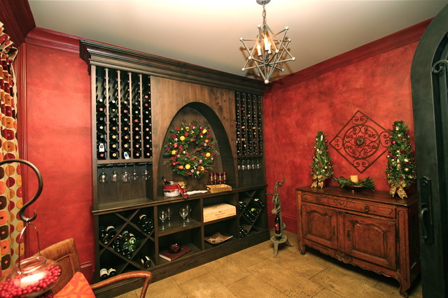 Wine Cellar traditional