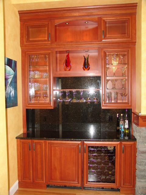 Denham traditional-wine-cellar