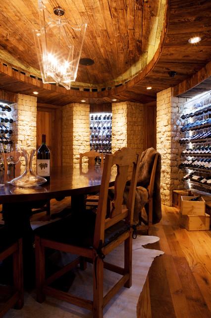 Dream Wine Cellar : Desert dream