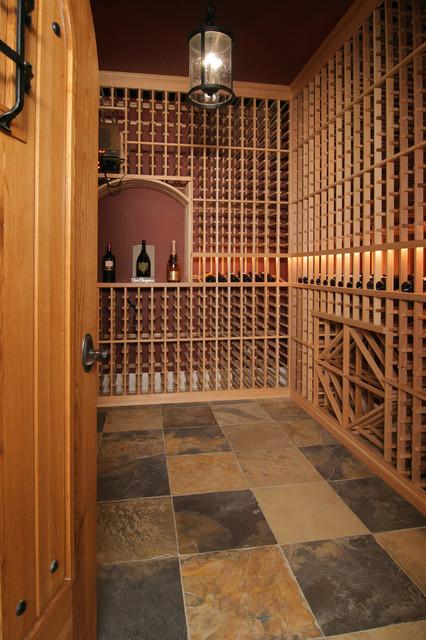 DME Construction Inc. wine-cellar