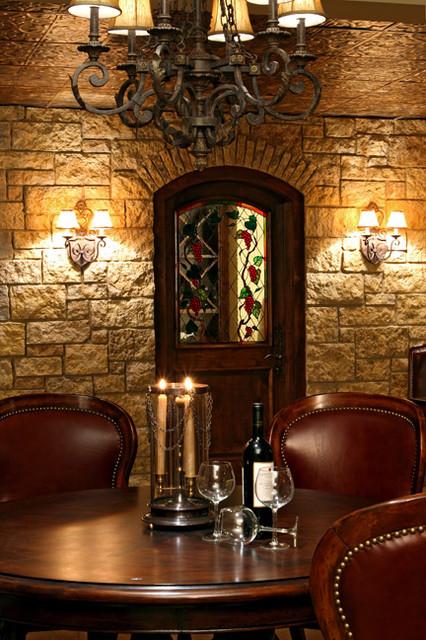 Dover Hill Wine Cellar traditional-wine-cellar