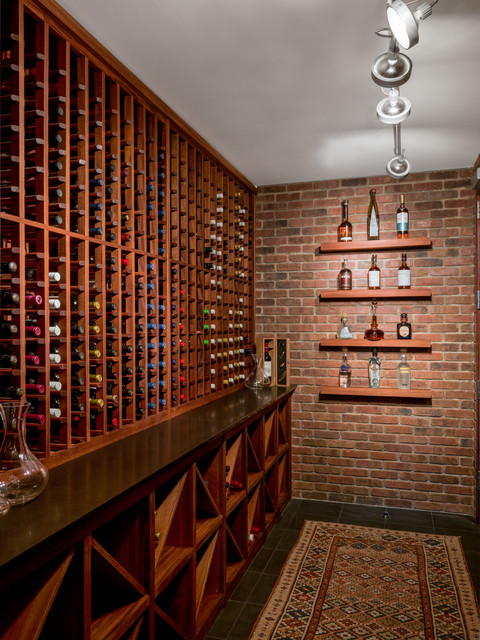 Downtown Eclectic eclectic-wine-cellar