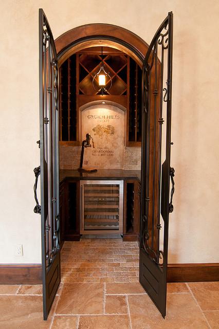 Edith Project mediterranean-wine-cellar