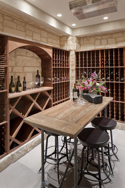 EGR Classic transitional-wine-cellar