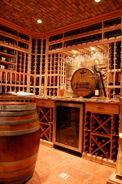 Elegant Wine Cellar wine-cellar
