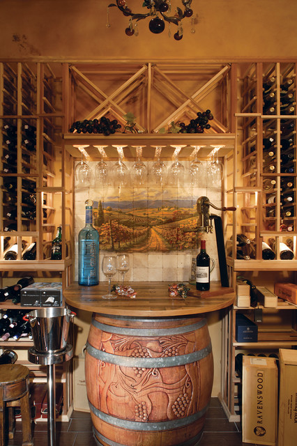 European Crossroads Mediterranean Wine Cellar Other