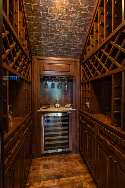 European estate home traditional wine cellar other for Design firms in europe