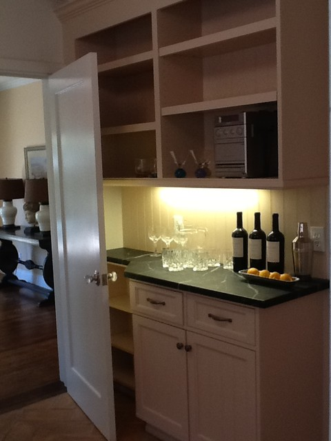 Fab 40's traditional-wine-cellar