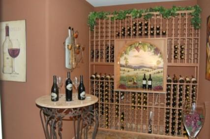 FireRock Country Club 1 contemporary-wine-cellar