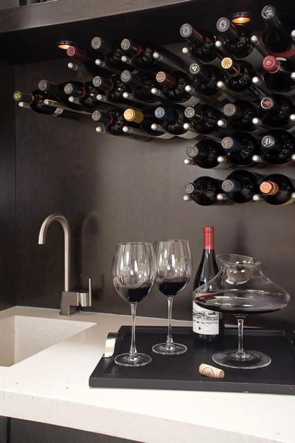 Fox Chapel Wine Bar Contemporary Wine Cellar Other