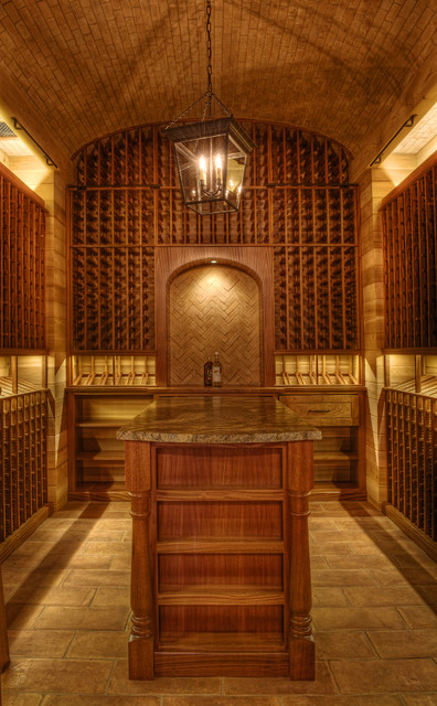 Gabriel Builders beach-style-wine-cellar