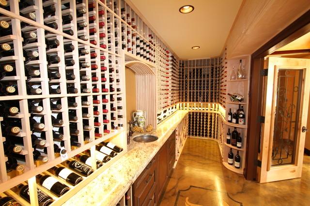 Generations wine cellar wine-cellar