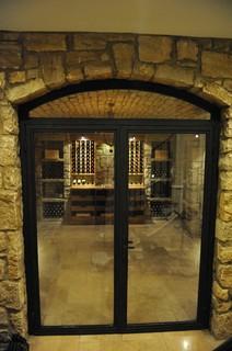 Traditional Wine Cellar in Memphis, TN