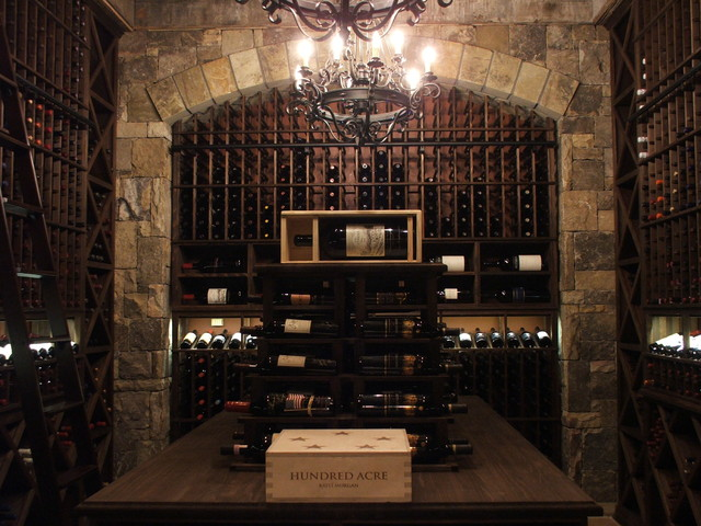 Gothic Wine Cellar traditional-wine-cellar & Gothic Wine Cellar - Traditional - Wine Cellar - Atlanta - by Wine ...