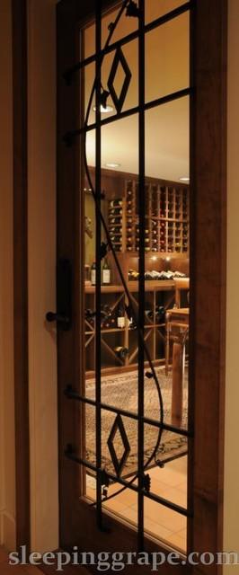 Heritage Wine Cellar traditional-wine-cellar