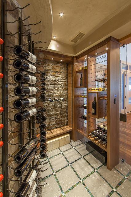 Hinman Creek Rustic Wine Cellar Denver By Kelly