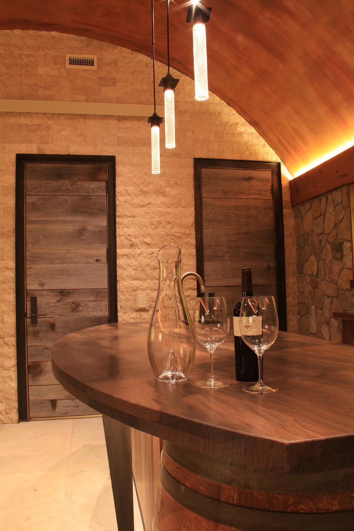 Hinman Wine Cave