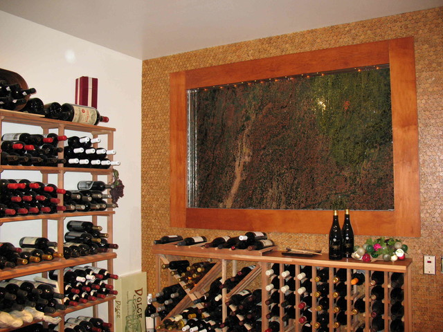 Topping contemporary-wine-cellar