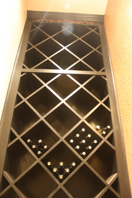 Ivarie Theater and Wine Cellar traditional-wine-cellar