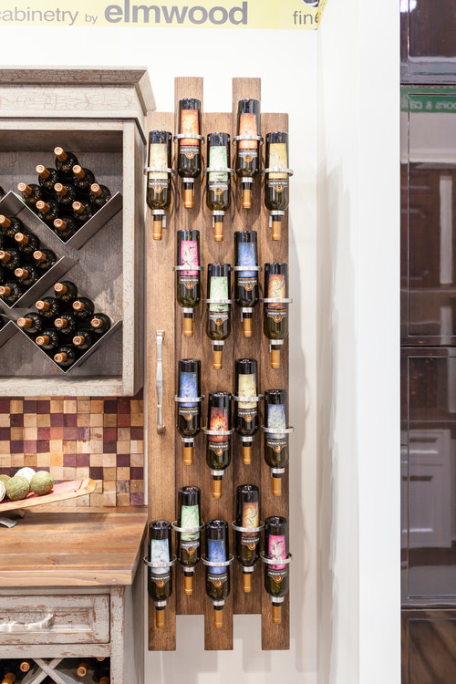KBIS 2015 - Wine Room