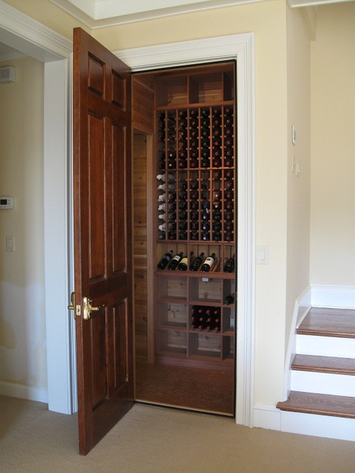 Wine storage the bold and the beautiful dallas tx Turn closet into wine cellar
