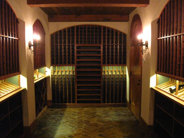 Kessick Wine Cellars traditional wine cellar