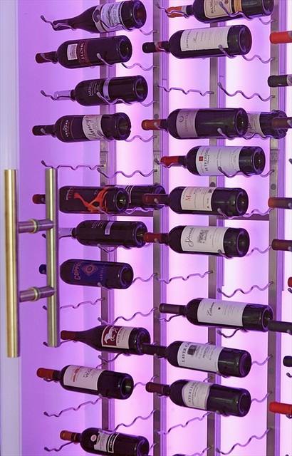 Leeward Remodel contemporary-wine-cellar