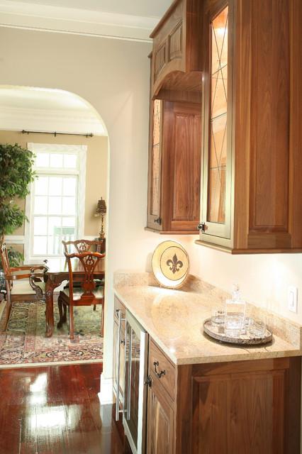 Living Rooms wine-cellar