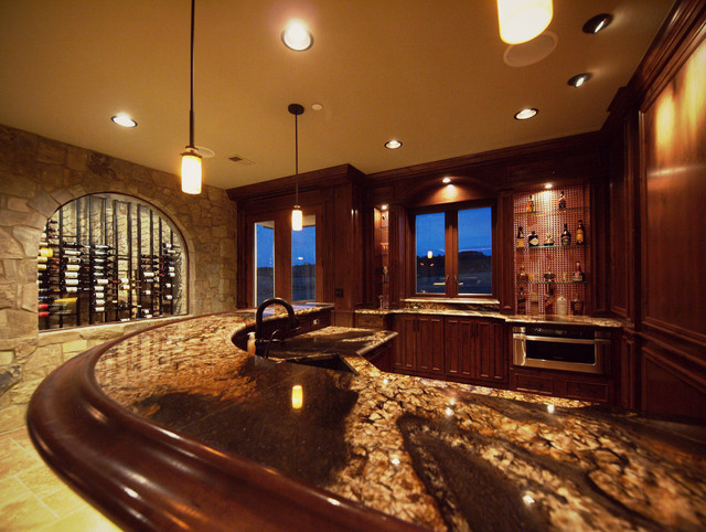 Luxury Wine Cellars By Timber Ridge Properties Traditional Cellar Denver