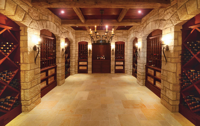 Mahogany Wine Cellars traditional-wine-cellar & Mahogany Wine Cellars - Traditional - Wine Cellar - Atlanta - by The ...