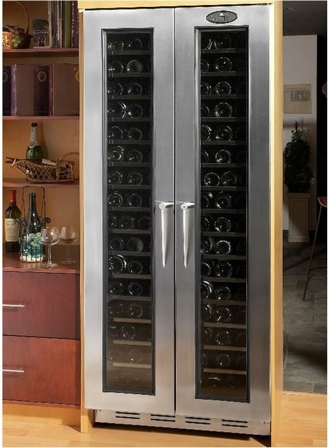 Majestika Climatized Wine Cabinets contemporary-wine-cellar
