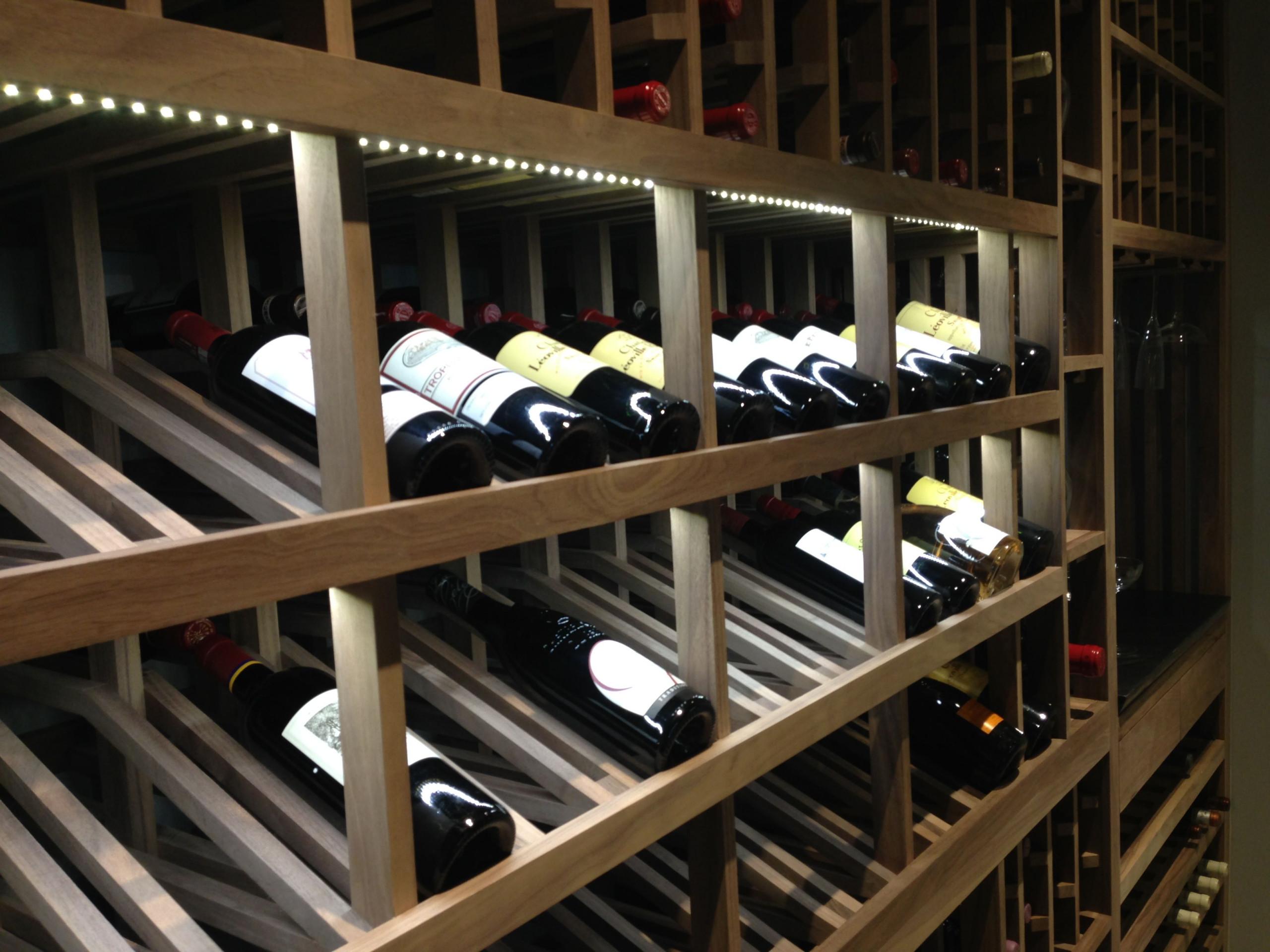 Malibu | Wine Room & Cabinet
