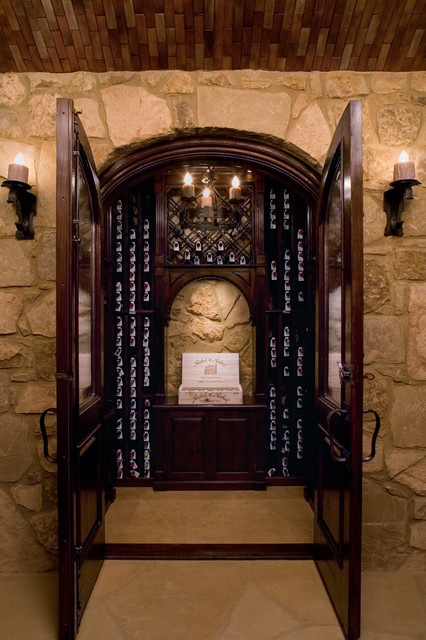 Malinard Manor - Wine Cellar traditional wine cellar