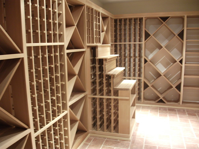 M&A I traditional-wine-cellar