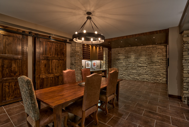 Modern Masterpiece Omaha Ne Contemporary Wine Cellar Omaha By Eurowood Cabinets Inc
