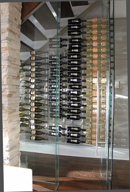 Modern Wine Cellar modernizm-vinnyy-pogreb